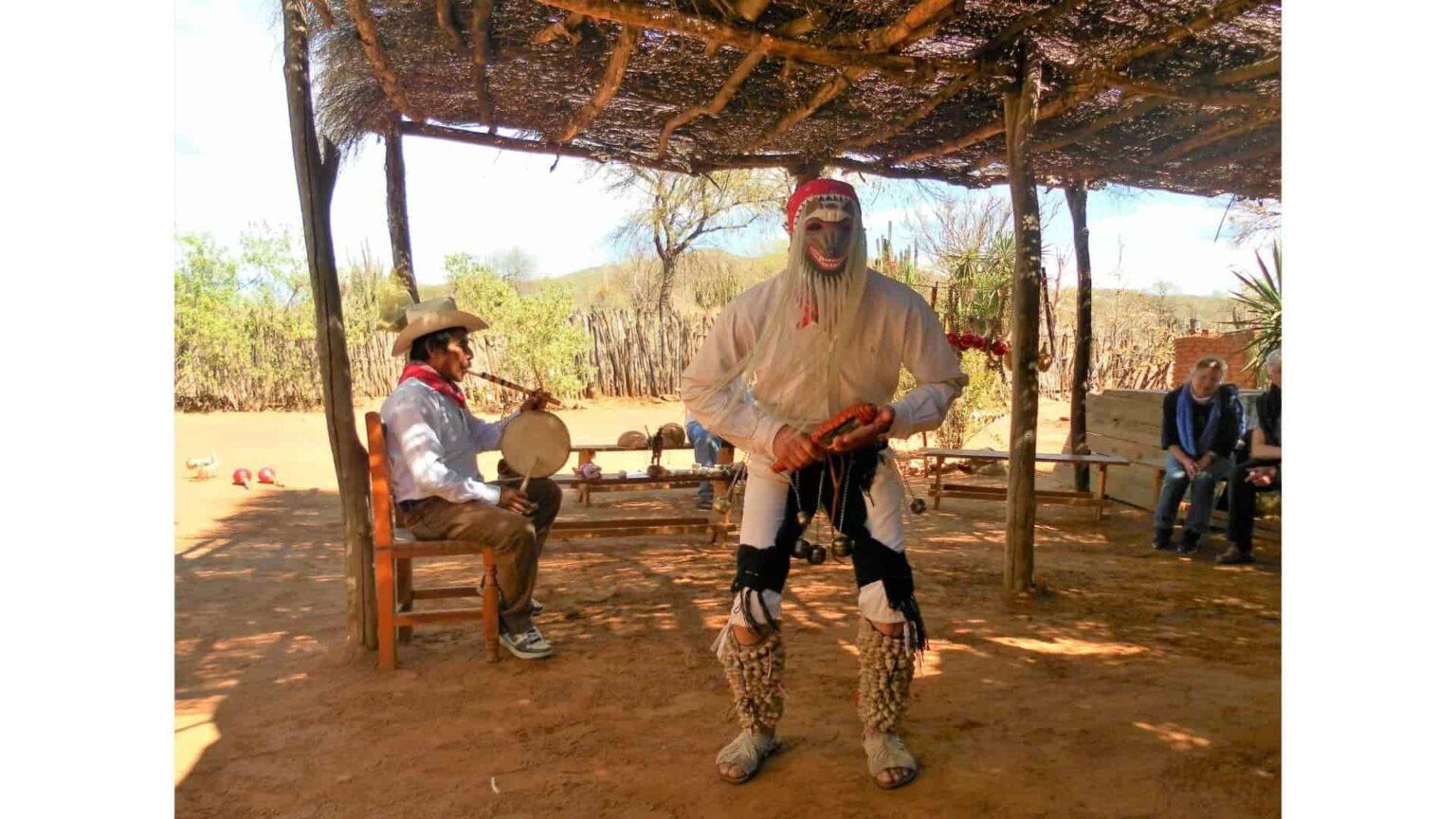 galerie photos voyage Mexique , dance de la culture mayo au Sinaloa