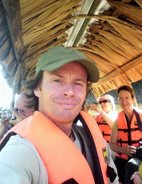 Karl, guide chauffeur au Mexique