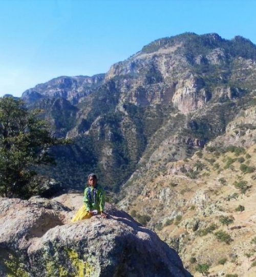 des paysages à couper le souffle dans le Canyon du Cuivre, Chihuahua