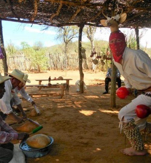 danse du cerf dans la culture mayo , Sinaloa