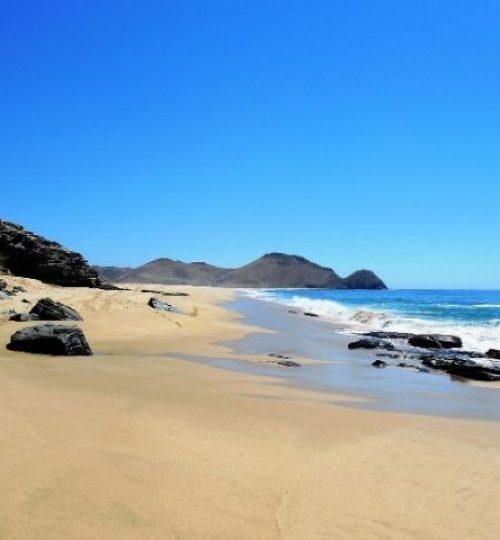 une plage de la Basse Californies du Sud